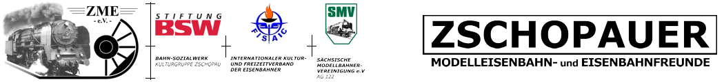 Zschopauer Modelleisenbahn- und Eisenbahnfreunde e.V. Logo